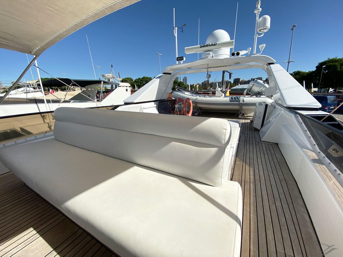 Viudes 83 24m Motor Yacht - Solarium 1989 Viudes Yachts Viudes 83 Motor Yacht 2733379