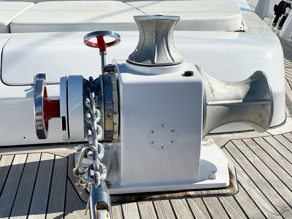 Viudes 83 24m Motor Yacht - Windlass 1989 Viudes Yachts Viudes 83 Motor Yacht 2733389