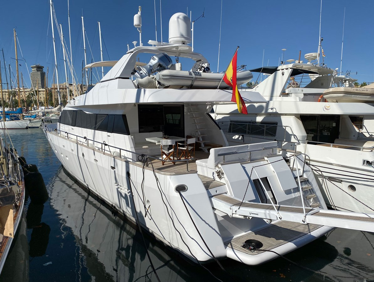 Viudes 83 24m Motor Yacht 1989 Viudes Yachts Viudes 83 Motor Yacht 2733391