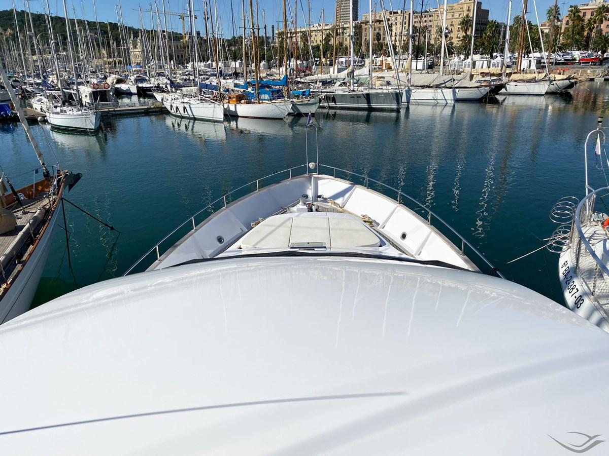 Viudes 83 24m Motor Yacht - Bow Area 1989 Viudes Yachts Viudes 83 Motor Yacht 2733394