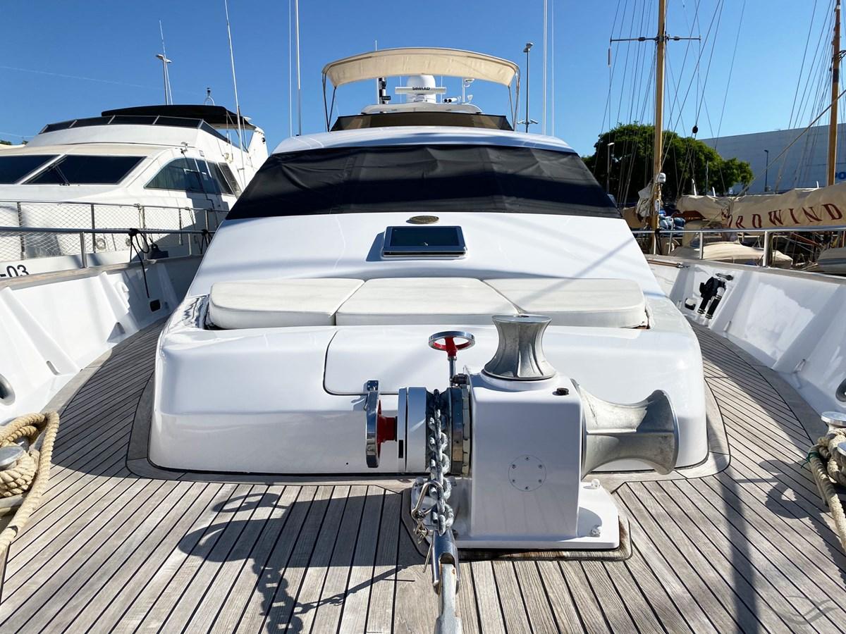 Viudes 83 24m Motor Yacht - Windlass 1989 Viudes Yachts Viudes 83 Motor Yacht 2733395