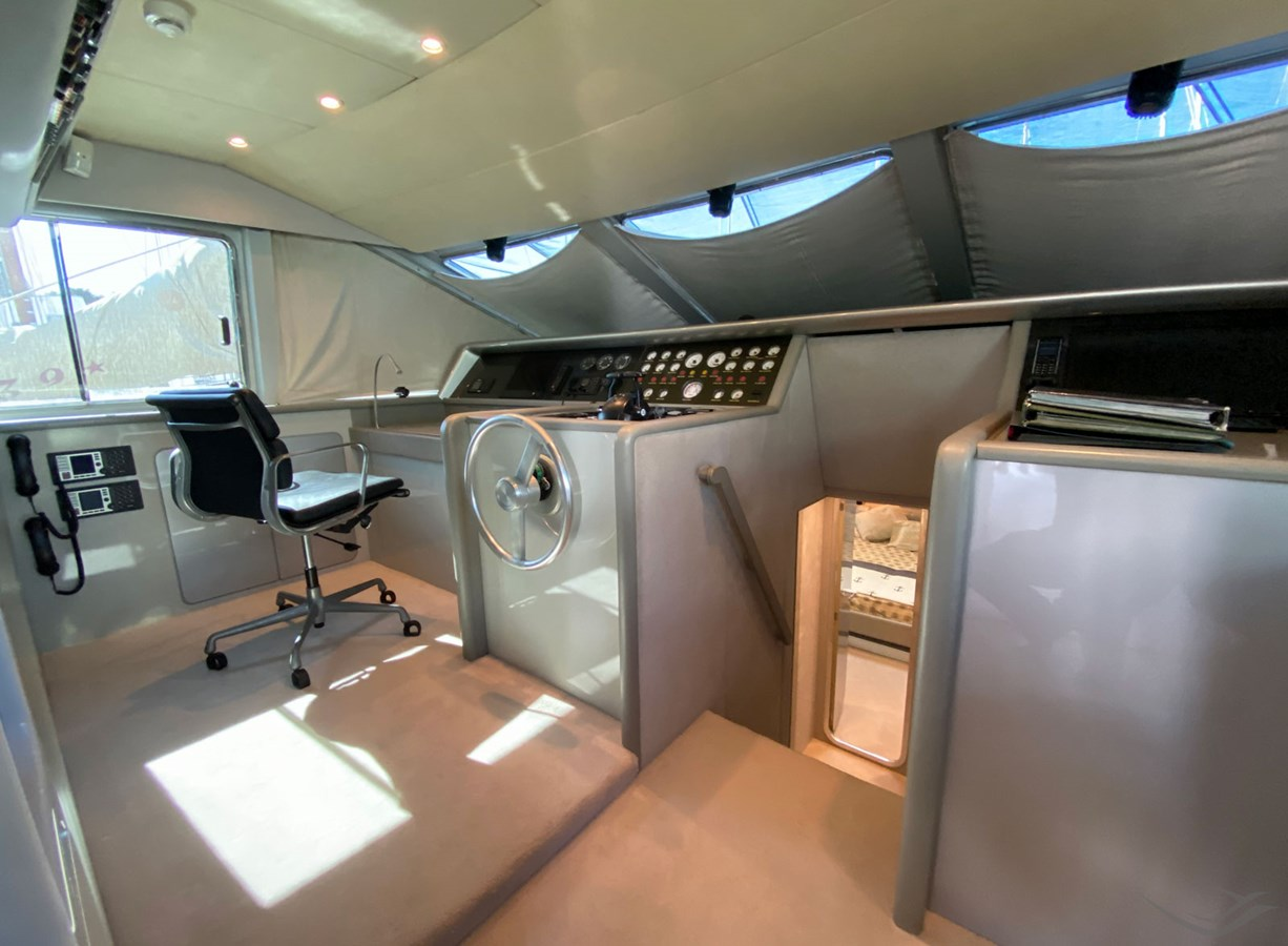 Viudes 83 24m Motor Yacht - Wheelhouse 1989 Viudes Yachts Viudes 83 Motor Yacht 2733404