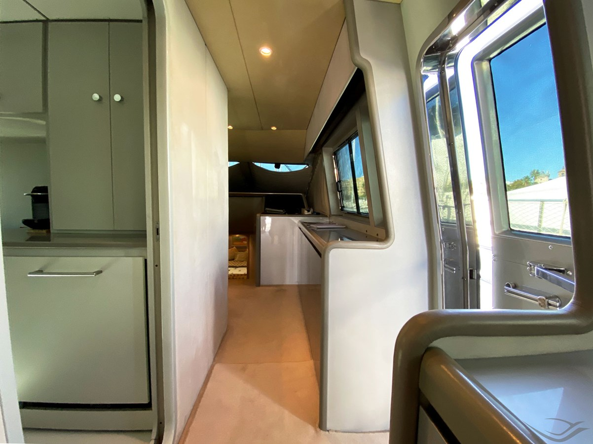 Viudes 83 24m Motor Yacht - Interior Details 1989 Viudes Yachts Viudes 83 Motor Yacht 2733414