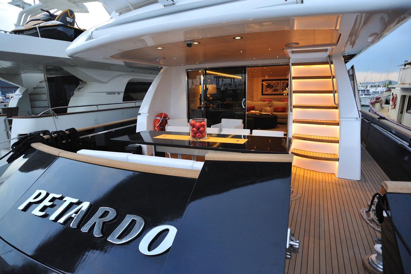 Mondomarine 85 Petardo - Exterior 1995 MondoMarine 85 C Motor Yacht 2735398