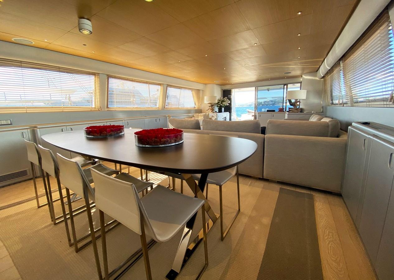 Mondomarine 85 Petardo - Dining 1995 MondoMarine 85 C Motor Yacht 2735411