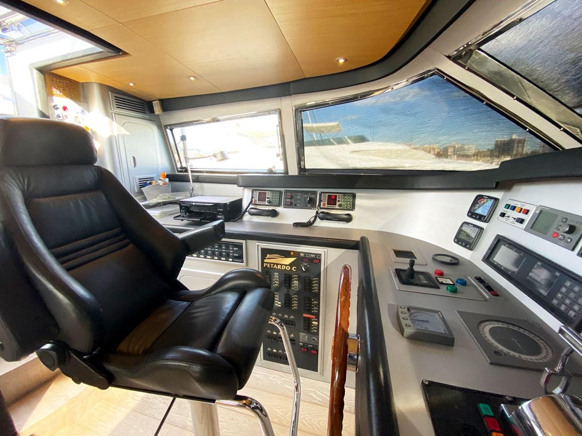 Mondomarine 85 Petardo - Wheelhouse 1995 MondoMarine 85 C Motor Yacht 2735413