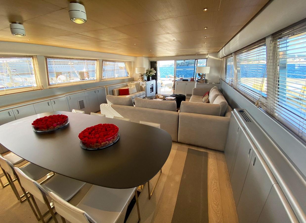 Mondomarine 85 Petardo - Dining 1995 MondoMarine 85 C Motor Yacht 2735416