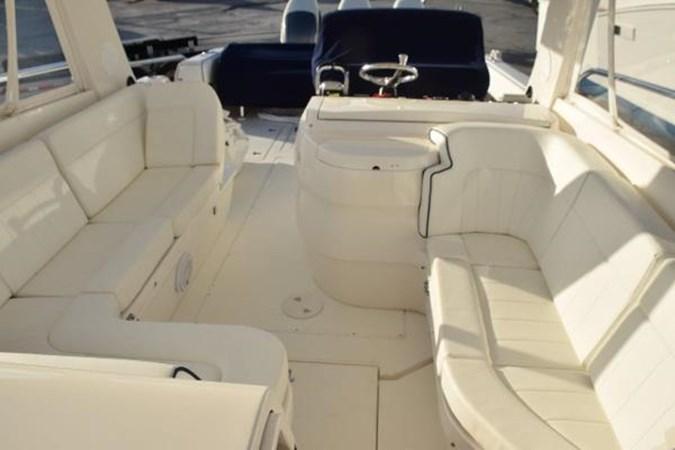 New Cushions 2010 INTREPID POWERBOATS INC. Intrepid Sport Yacht with Seakeeper Gyro Walkaround 2761053