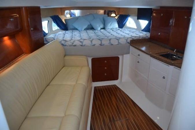 Cabin looks unused 2010 INTREPID POWERBOATS INC. Intrepid Sport Yacht with Seakeeper Gyro Walkaround 2761087