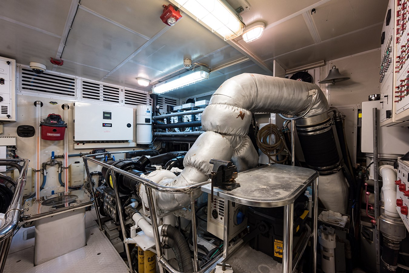 Engine Room 2010 HARGRAVE  Motor Yacht 2771767