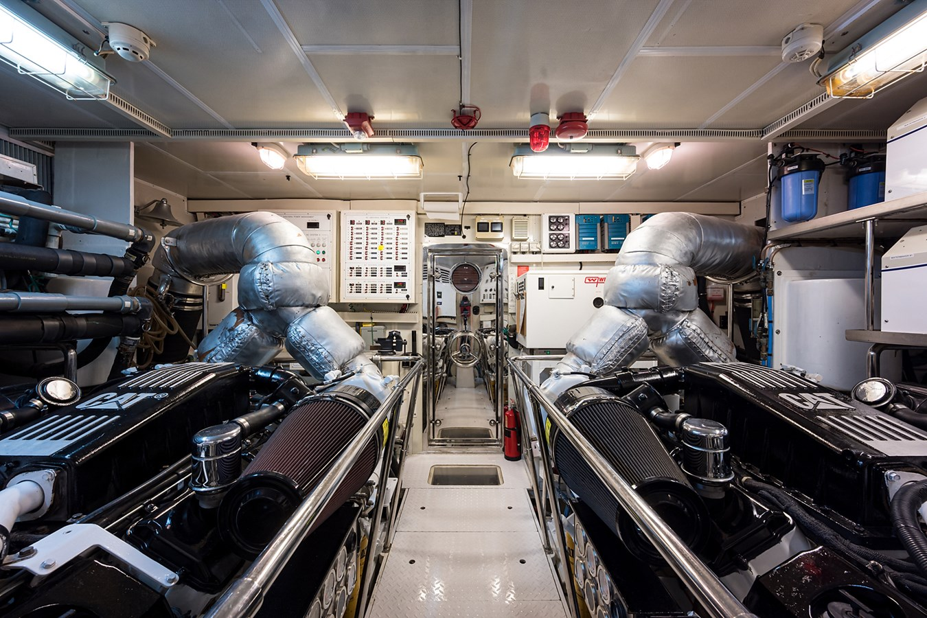 Engine Room 2010 HARGRAVE  Motor Yacht 2771771