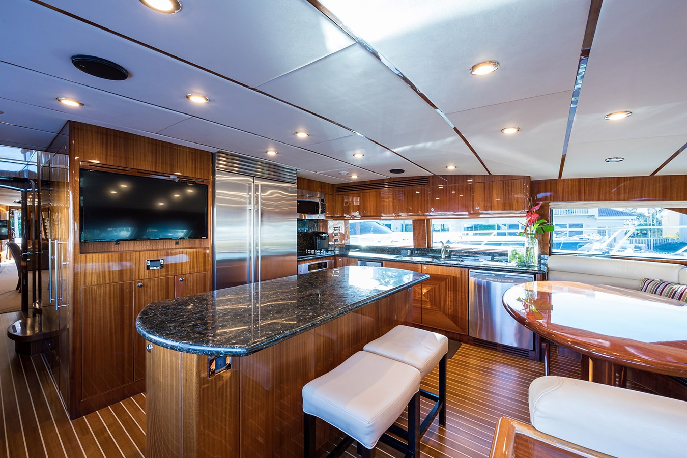 Galley 2010 HARGRAVE  Motor Yacht 2772085