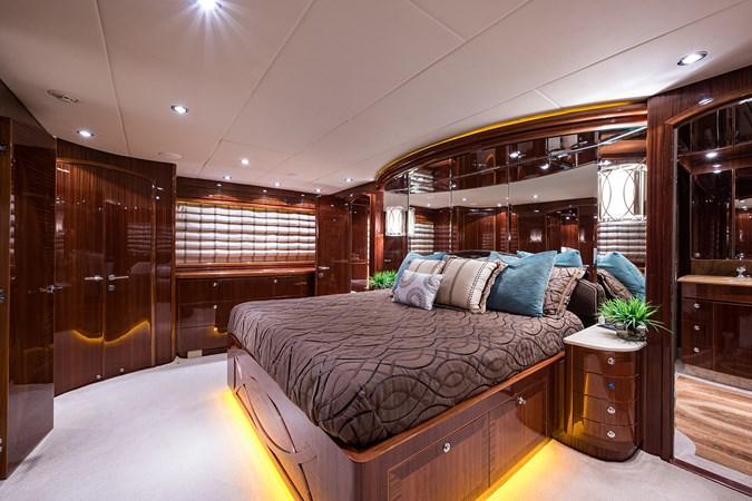 Master Stateroom 2010 HARGRAVE  Motor Yacht 2746500