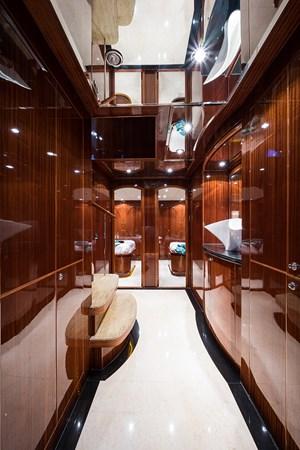 Lower Foyer 2010 HARGRAVE  Motor Yacht 2746675