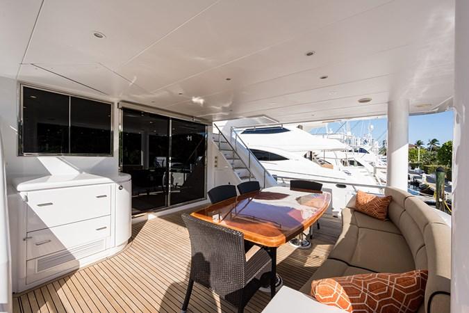 Aft Deck 2010 HARGRAVE  Motor Yacht 2771764