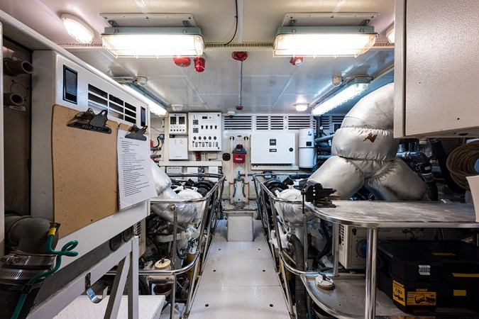 Engine Room 2010 HARGRAVE  Motor Yacht 2771766
