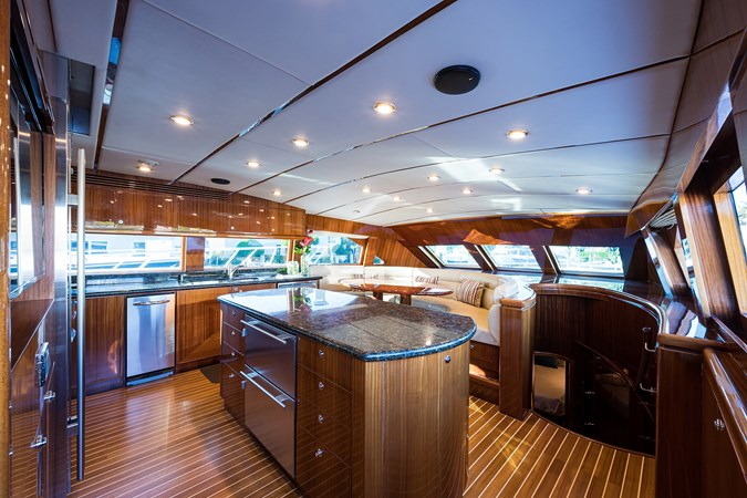 Galley 2010 HARGRAVE  Motor Yacht 2772086