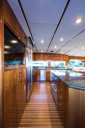 Galley 2010 HARGRAVE  Motor Yacht 2772087