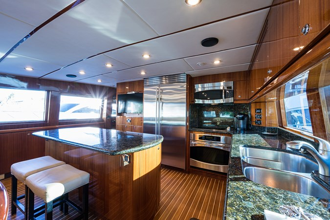 Galley 2010 HARGRAVE  Motor Yacht 2772090