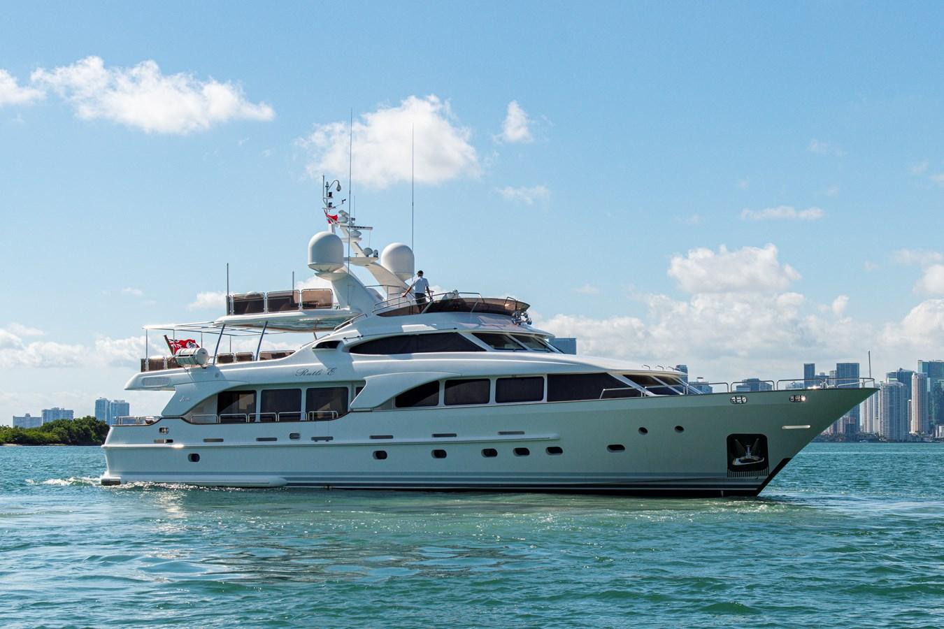 Rutli E_Profiles7 2006 BENETTI Tradition Series Motor Yacht 2738441