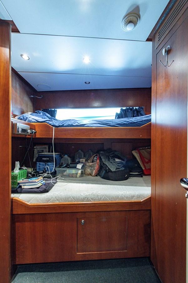 Crew Quarters 2006 BENETTI Tradition Series Motor Yacht 2738565