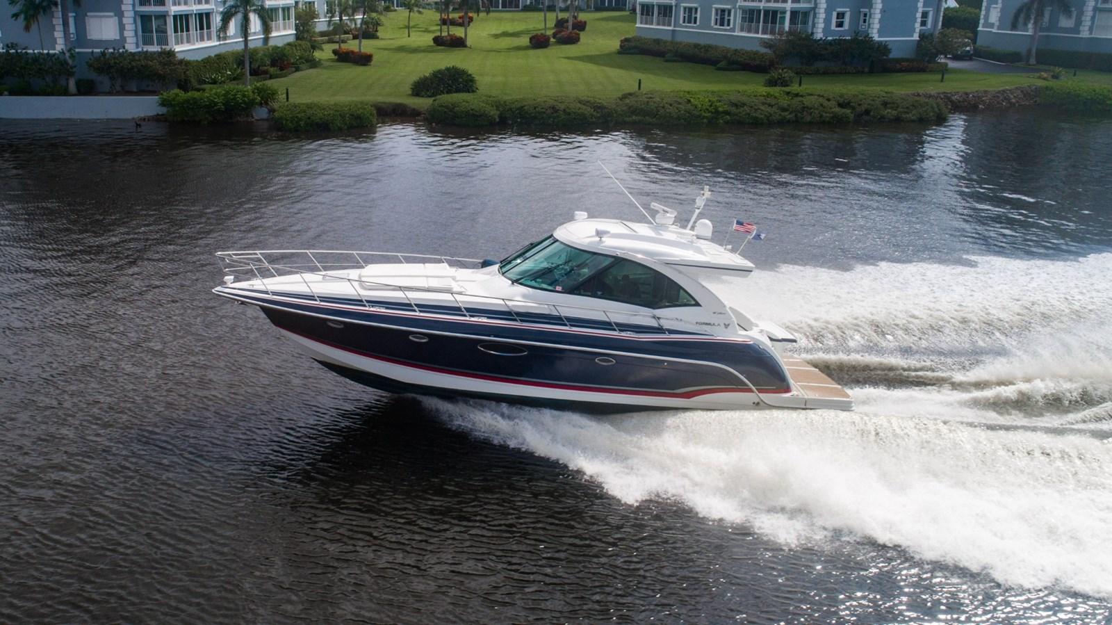 4 2015 FORMULA 45 YACHT Motor Yacht 2737194
