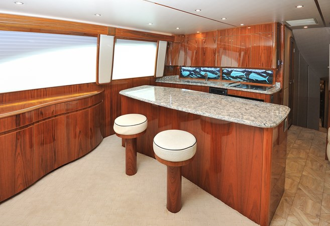 2014 Viking 66 Convertible - Galley 2014 VIKING 66 Convertible Sport Fisherman 2758485