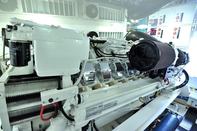 2014 Viking 66 Convertible - Engine Room 2014 VIKING 66 Convertible Sport Fisherman 2758532