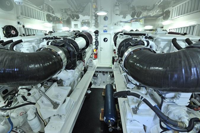2014 Viking 66 Convertible - Engine Room 2014 VIKING 66 Convertible Sport Fisherman 2758533