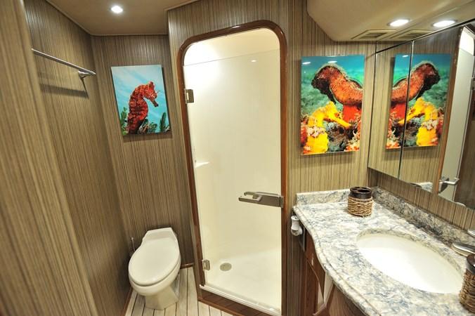 2014 Viking 66 Convertible - Master Stateroom Head 2014 VIKING 66 Convertible Sport Fisherman 2758536