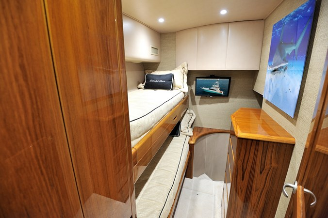 2014 Viking 66 Convertible - Guest Port Stateroom 2014 VIKING 66 Convertible Sport Fisherman 2758545