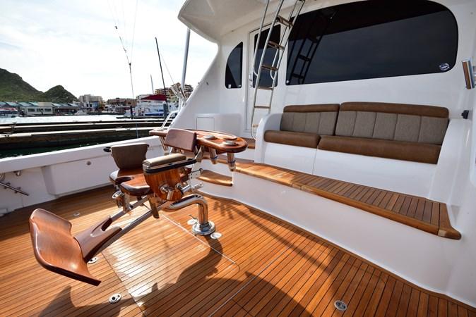 2014 Viking 66 Convertible - Cockpit 2014 VIKING 66 Convertible Sport Fisherman 2758550