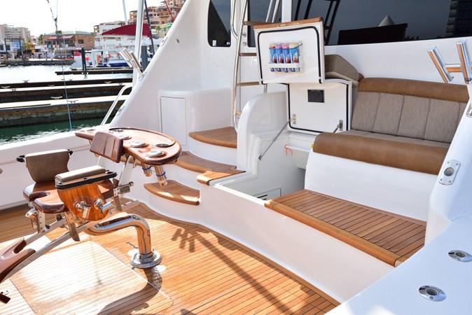2014 Viking 66 Convertible - Cockpit 2014 VIKING 66 Convertible Sport Fisherman 2758551