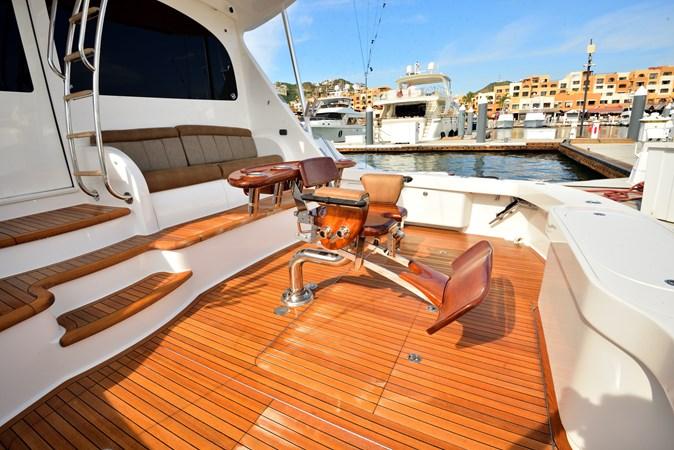 2014 Viking 66 Convertible - Cockpit 2014 VIKING 66 Convertible Sport Fisherman 2758553