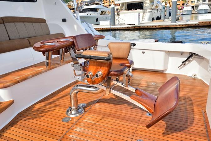 2014 Viking 66 Convertible - Cockpit 2014 VIKING 66 Convertible Sport Fisherman 2758554