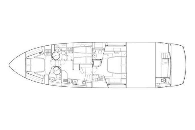 54 2009 SUNSEEKER  Motor Yacht 2737577