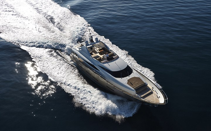 2604.0 2007 PERI YACHTS  Motor Yacht 2737637