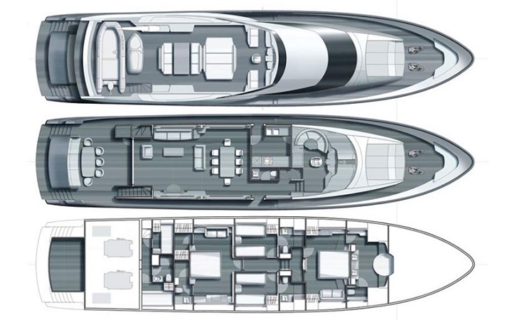 2604.20 2007 PERI YACHTS  Motor Yacht 2737654