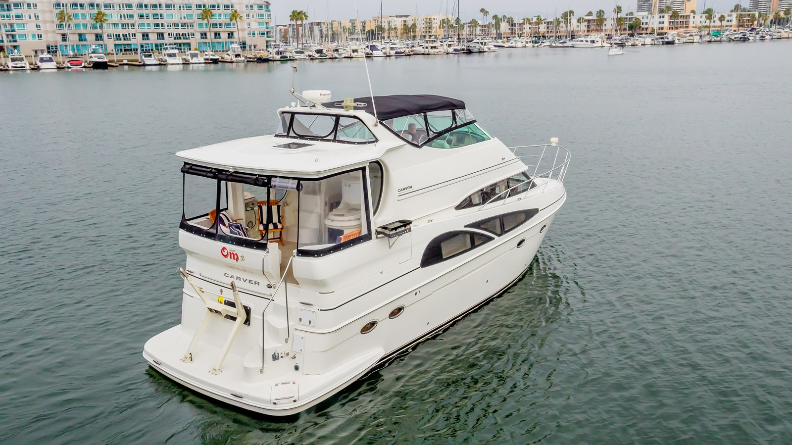 DJI_0043 2005 CARVER  Motor Yacht 2737836