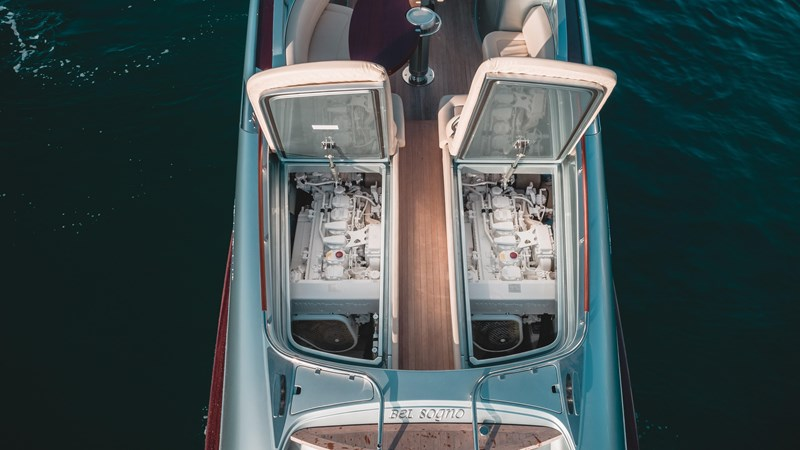Engine Room 2 2016 RIVA 44 RIVARAMA SUPER Cruiser 2737872