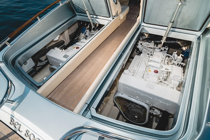 Engine Room 3 2016 RIVA 44 RIVARAMA SUPER Cruiser 2737880