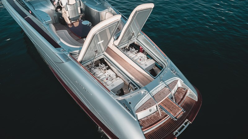 Engine Room 1 2016 RIVA 44 RIVARAMA SUPER Cruiser 2737890