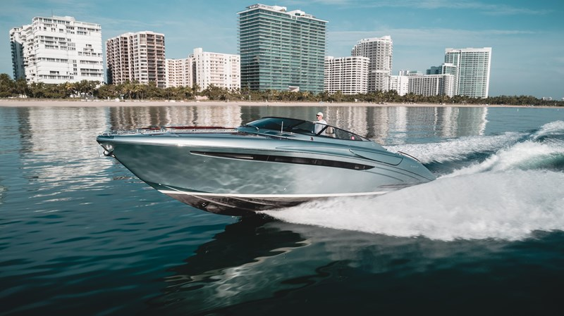 Port Profile 2016 RIVA 44 RIVARAMA SUPER Cruiser 2737893