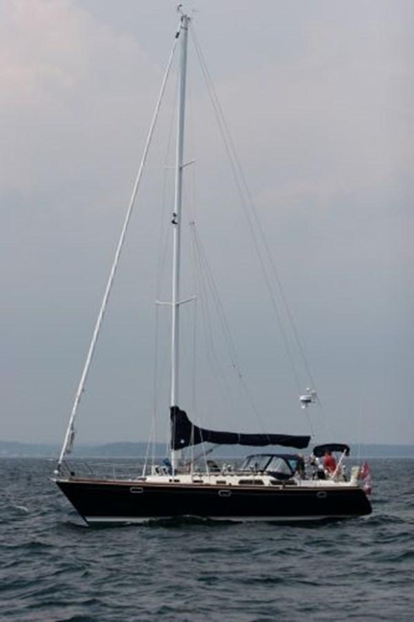 Sabre 425 Profile 1992 SABRE YACHTS Sabre 425 Cruising/Racing Sailboat 2738388