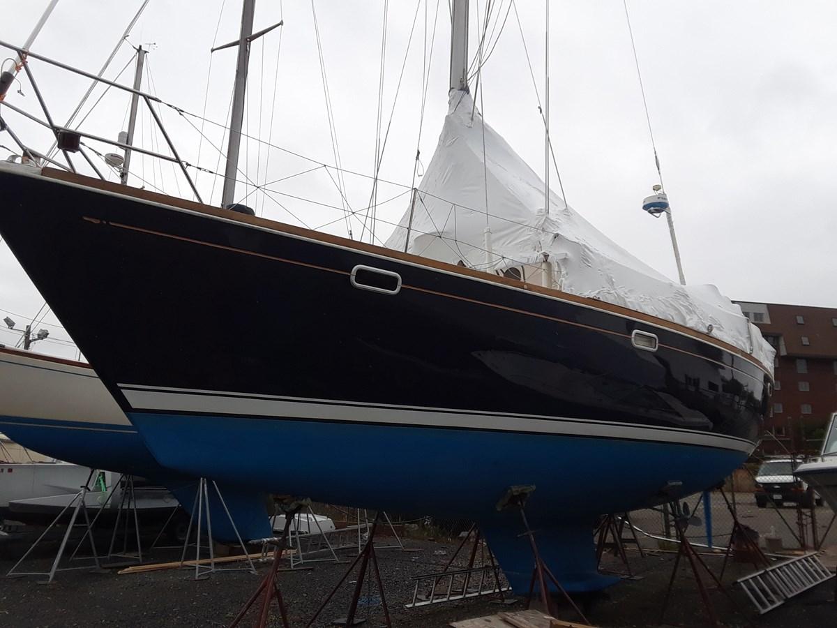 20191001_105233 1992 SABRE YACHTS Sabre 425 Cruising/Racing Sailboat 2738402