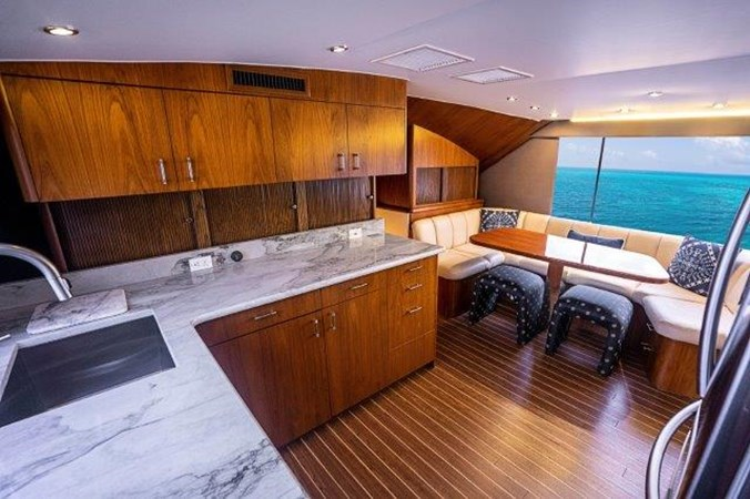 Galley 1993 Ocean Yachts  Sport Fisherman 2738730