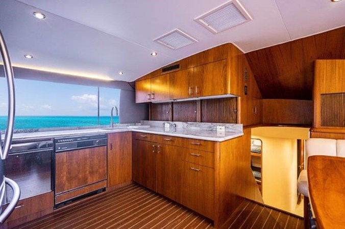Galley 1993 Ocean Yachts  Sport Fisherman 2738737