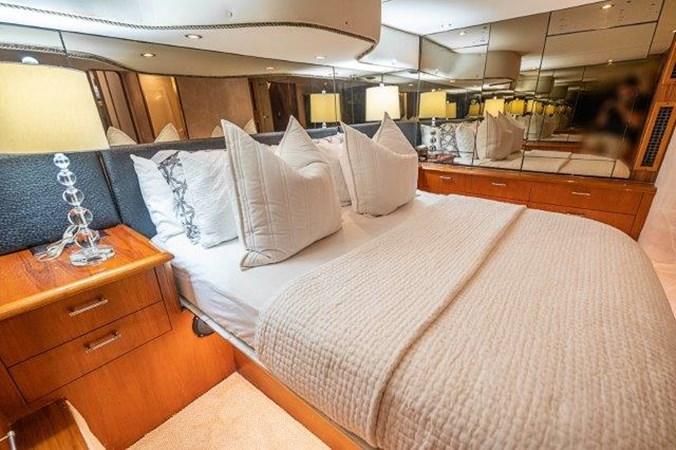 Master Stateroom 1993 Ocean Yachts  Sport Fisherman 2738738