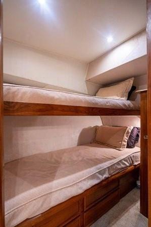 Starboard Guest Stateroom 1993 Ocean Yachts  Sport Fisherman 2738743