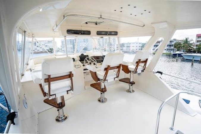 Helm Chairs 1993 Ocean Yachts  Sport Fisherman 2738753